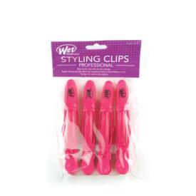 The Wet Brush Pro Styling Clips 4 Pack