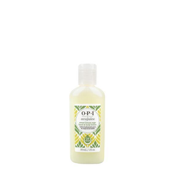 OPI Avo Juice Lemon Sage Travel Size