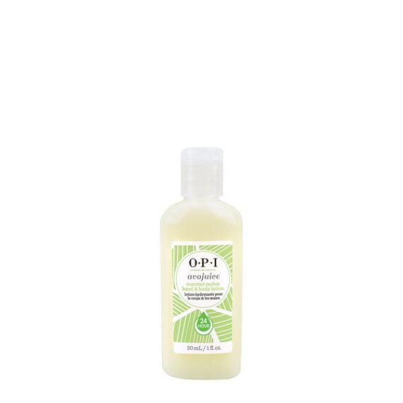 OPI Avo Juice Coconut Melon Travel Size
