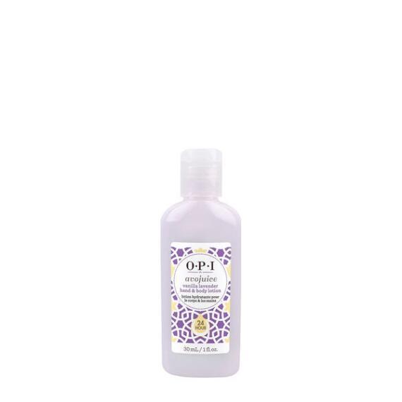 OPI Avo Juice Vanilla Lavender Travel Size