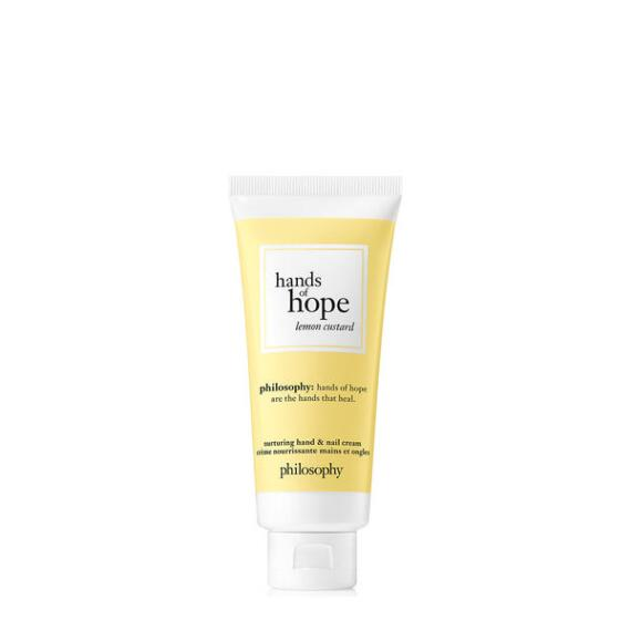 philosophy hands of hope hand cream - lemon custard