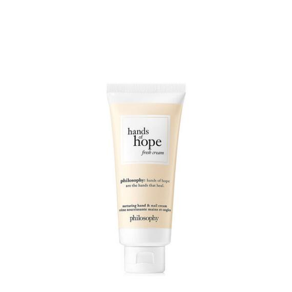 philosophy hands of hope hand cream - fresh cream