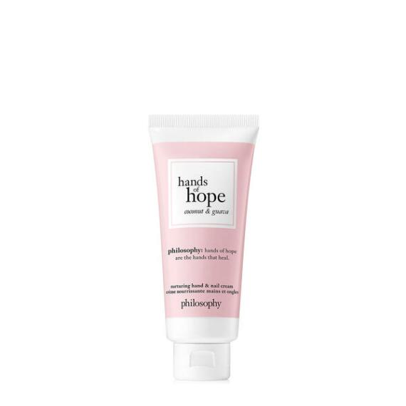 philosophy hands of hope hand cream - coconut and guava