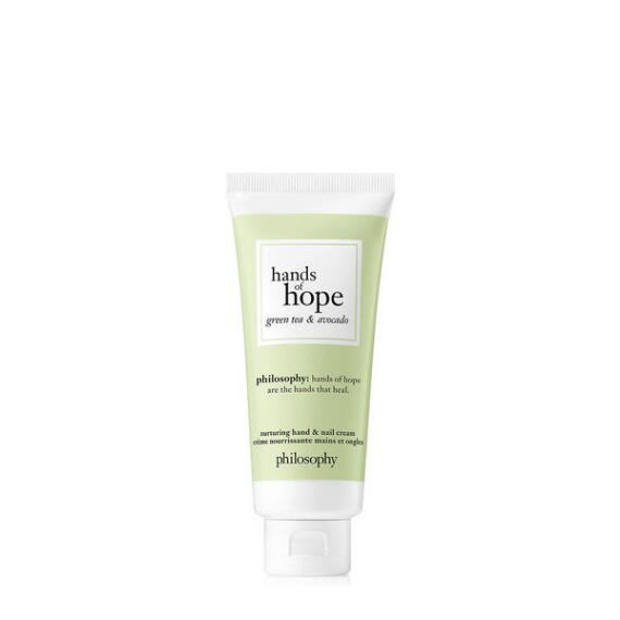 philosophy hands of hope hand cream - green tea and avocado