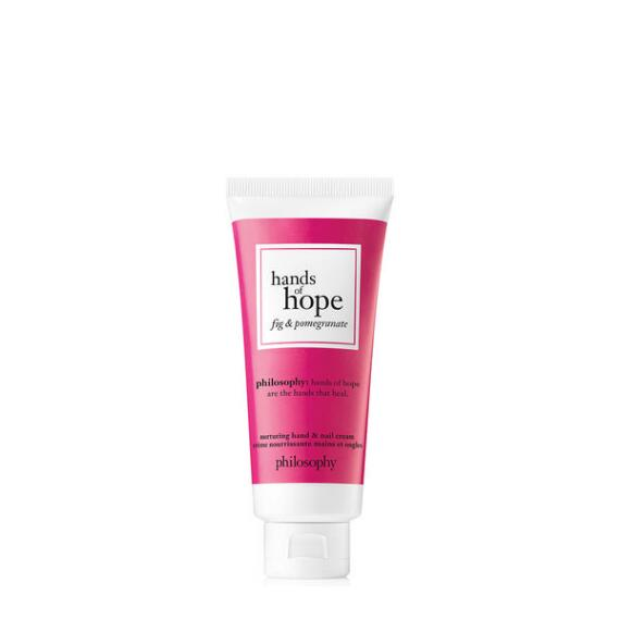 philosophy hands of hope hand cream - fig and pomegranate