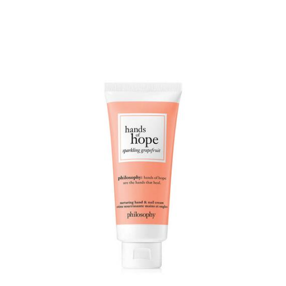 philosophy hands of hope hand cream - sparkling grapefruit