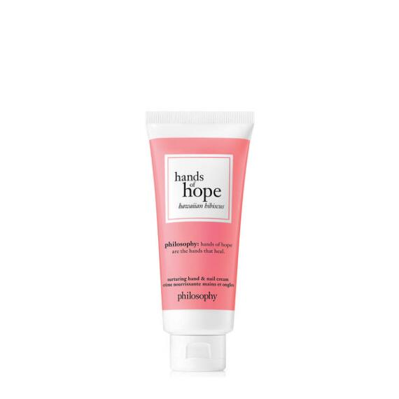 philosophy hands of hope hand cream - hawaiian hibiscus