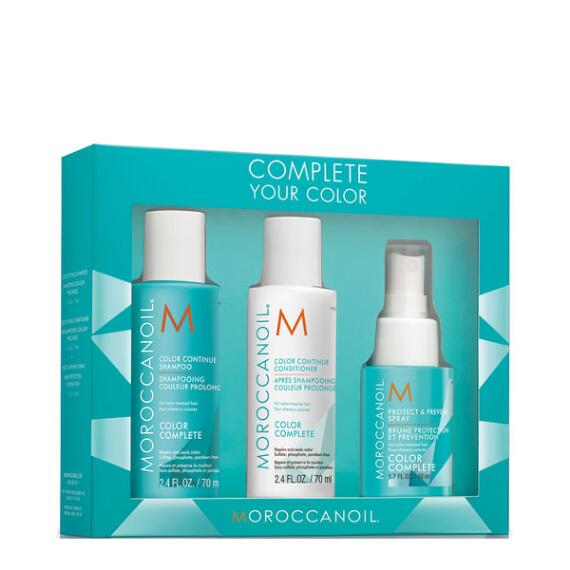 Moroccanoil Complete Your Color 3-Piece Kit