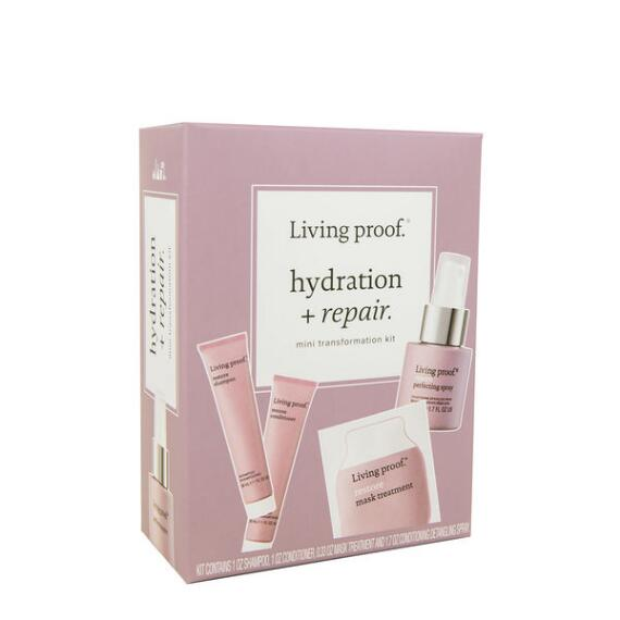 Living Proof Hydration and Repair Mini Transformation Kit