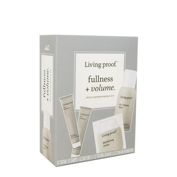 Living Proof Fullness and Volume Mini Transformation Kit