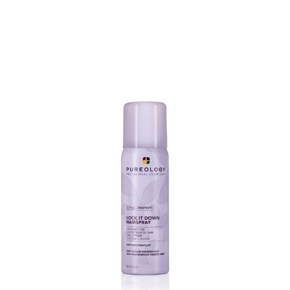 Pureology Lock It Down Hairspray Travel Size