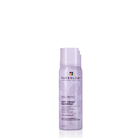 Pureology Soft Finish HairsprayPureology Soft Finish Hairspray Travel Size