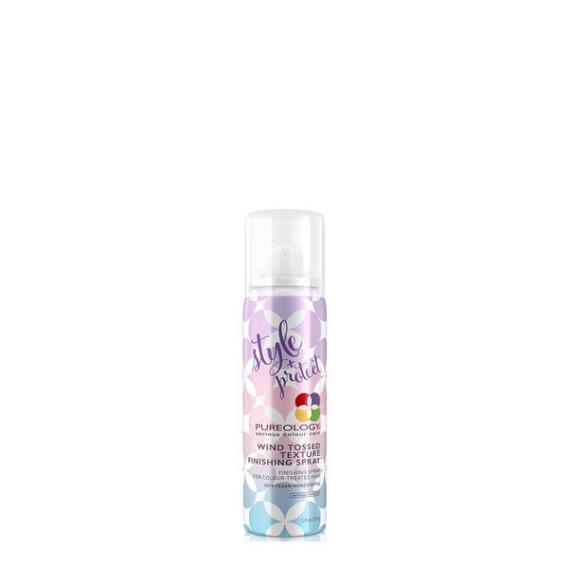Pureology Wind-Tossed Texture Finishing Spray Travel Size