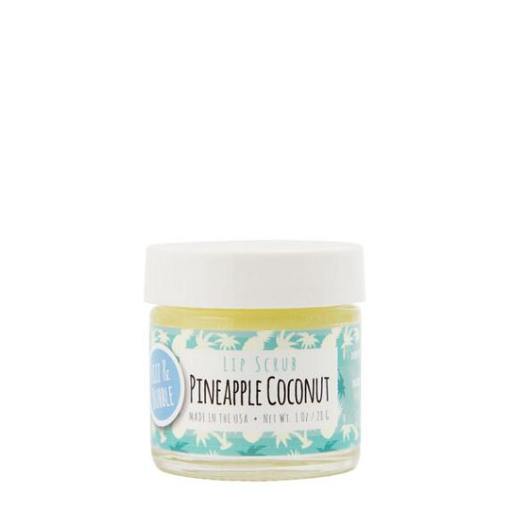 Fizz and Bubble Pineapple Coconut Lip Scrub