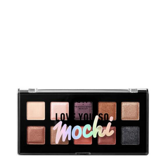 NYX Professional Makeup Love You So Mochi Sleek and Chic Eyeshadow Palette