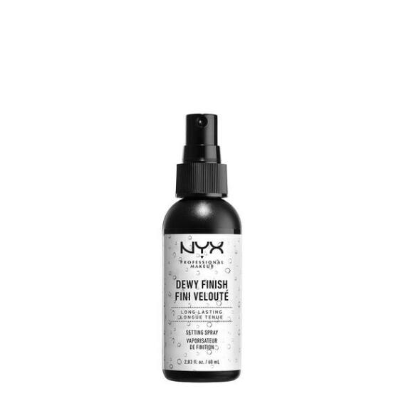 NYX Professional Makeup Makeup Setting Spray Dewy Finish
