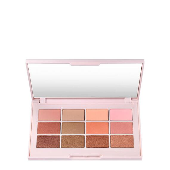 Laura Geller Nude Attitude Multi Finish Eyeshadow Palette
