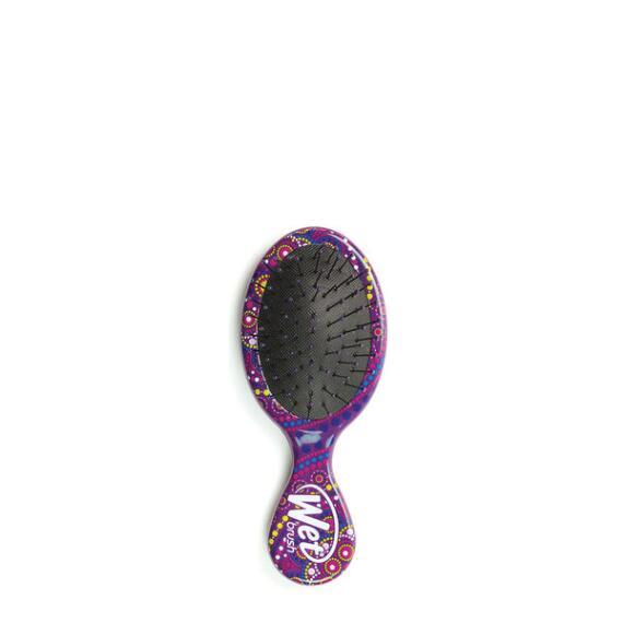 The Wet Brush Pro Mandala Mini Detangler - Purple