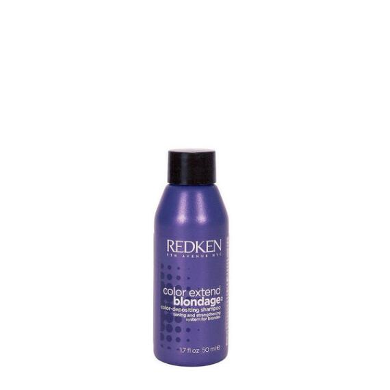 Redken Color Extend Blondage Shampoo Travel Size
