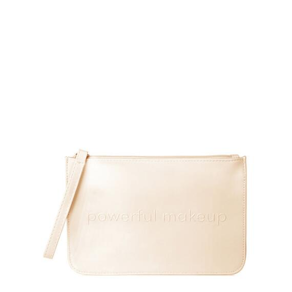 Dermablend Leather Cosmetic Bag GWP