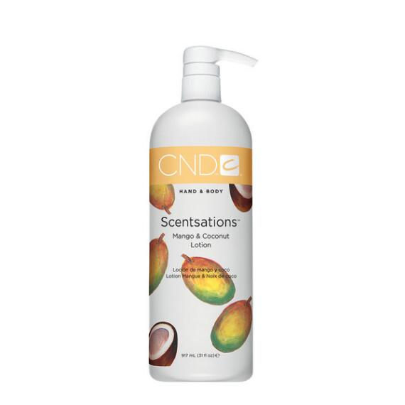 CND Scentsations Mango and Coconut Lotion