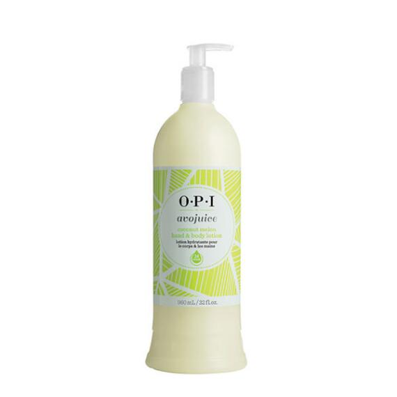 OPI Avojuice Coconut Melon Hand and Body Lotion