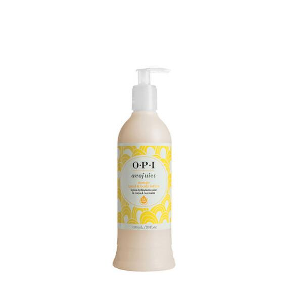 OPI Avojuice Mango Hand and Body Lotion