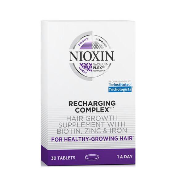 Nioxin Recharging Complex Tablet
