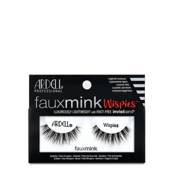 Ardell Fauxmink Wispies Lashes