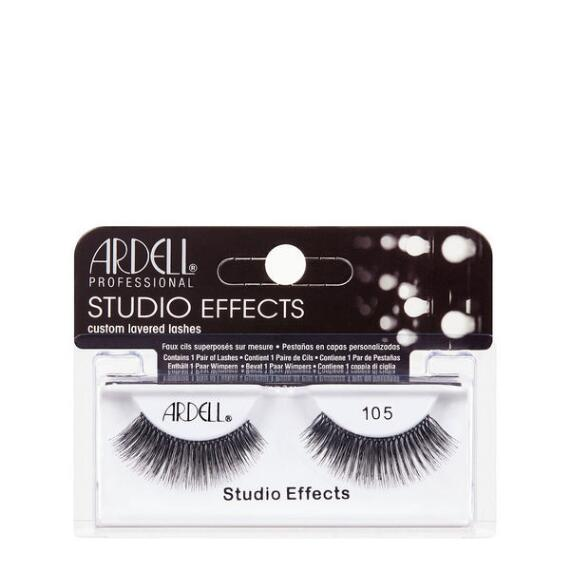 Ardell Studio Effects 105 Black Lashes