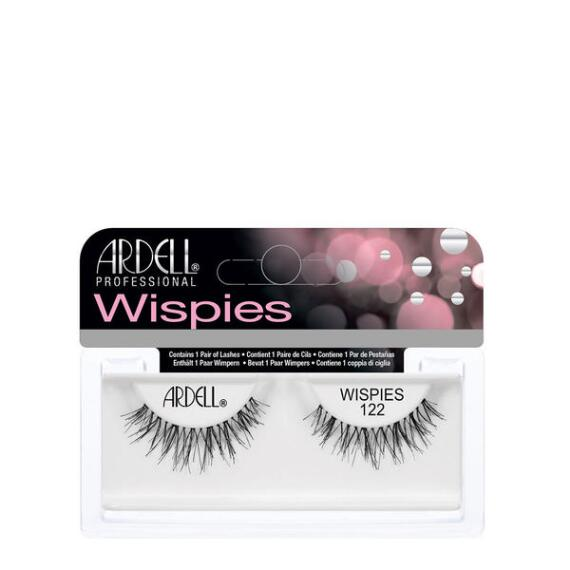 Ardell Wispies 122 Black Lashes