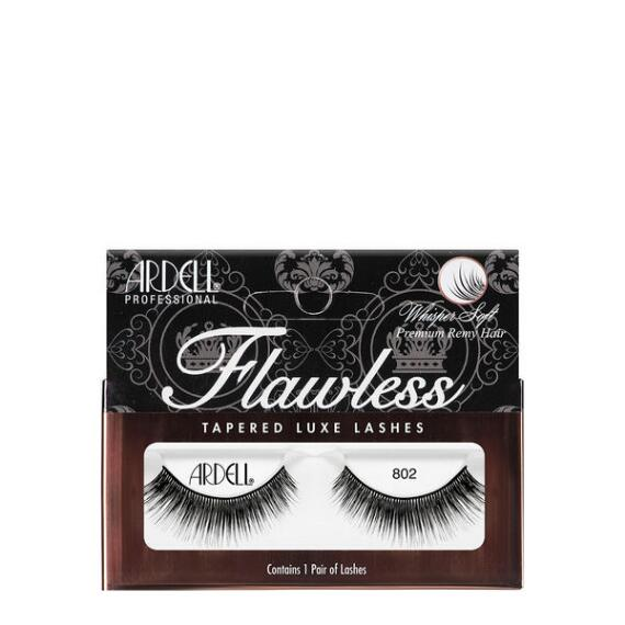 Ardell Flawless 802 Black Lashes