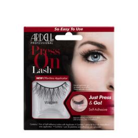Ardell Press On Lash Self Adhesive Wispies Lashes