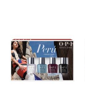 OPI Peru Infinite Shine Collection Mini Pack