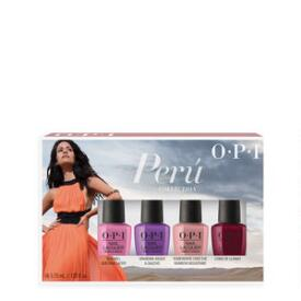 OPI Peru Nail Lacquer Collection Mini Pack