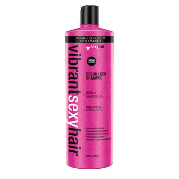 Sexy Hair Vibrant Sexy Hair Color Lock Shampoo