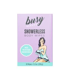 Busy Beauty Showerless Body Wipes