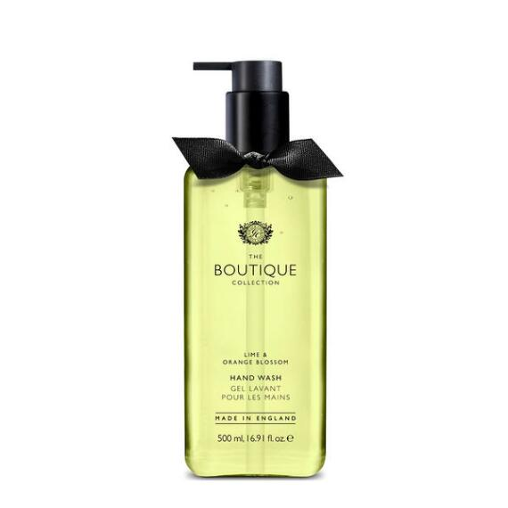 Grace Cole Boutique Lime and Orange Blossom Hand Wash