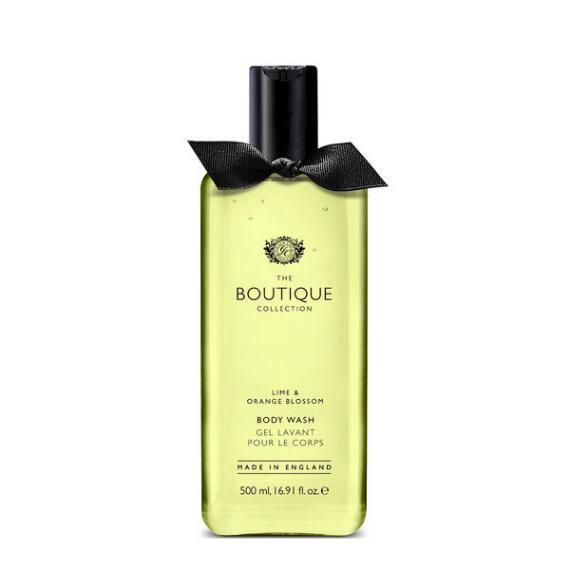 Grace Cole Boutique Lime and Orange Blossom Body Wash