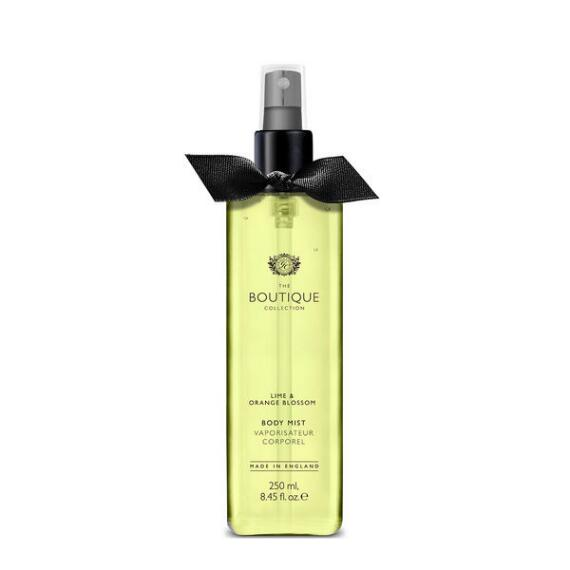 Grace Cole Boutique Lime and Orange Blossom Body Mist