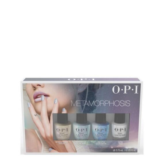 OPI Metamorphosis 4 Pack Mini Nail Lacquer