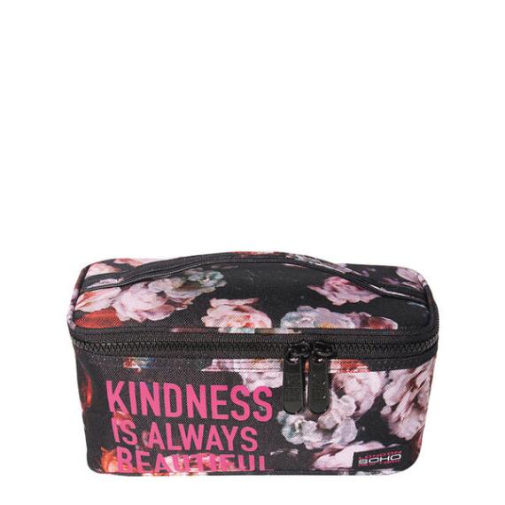 Modella Kindness Is Always Beautiful Train Case