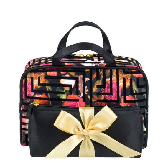 Modella Floral Weekender Bag Set