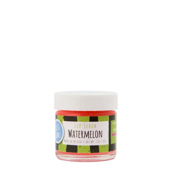Fizz and Bubble Watermelon Lip Scrub