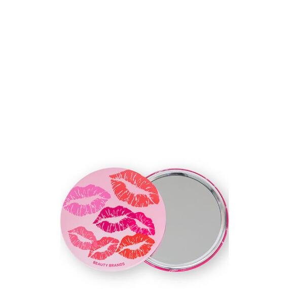 Beauty Brands Lips Cosmetic Mirror