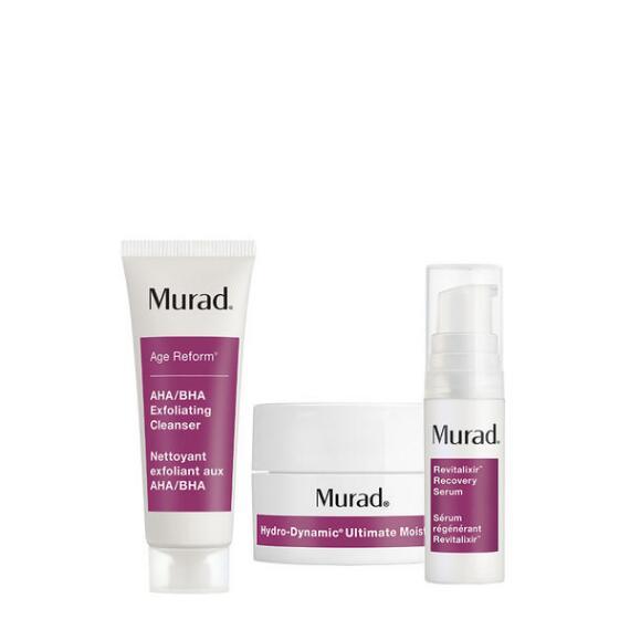 Murad 3 Piece Stress Less Glow More GWP