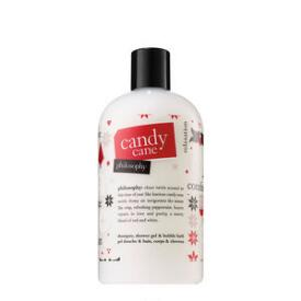 philosophy candy cane 3 in 1 shampoo shower gel and bubble bath