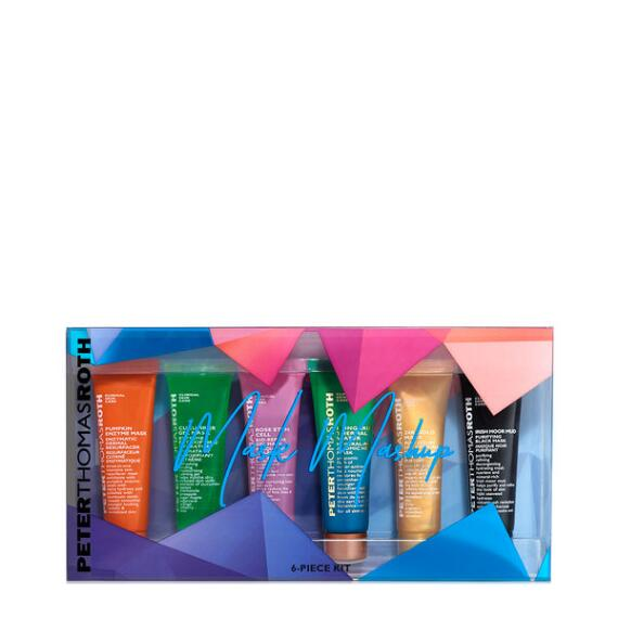 Peter Thomas Roth Mask Mashup 6 Piece Kit