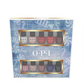 OPI Nutcracker Nail Lacquer Mini 10 Pack