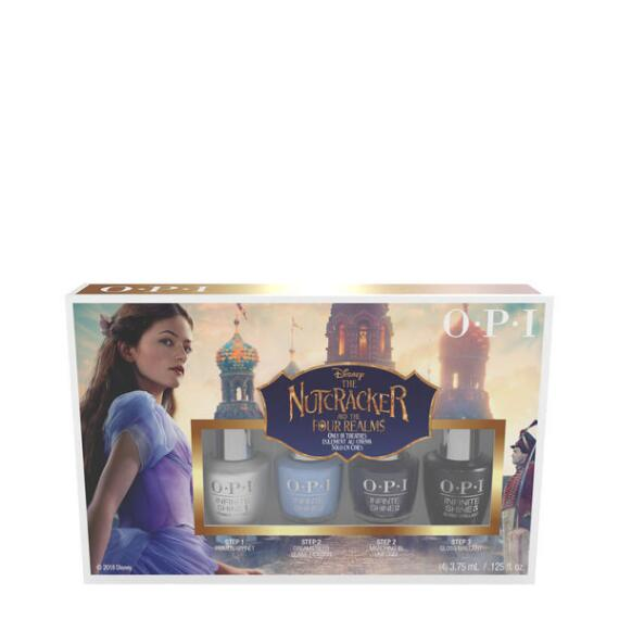 OPI Infinite Shine Nutcracker Mini 4 Pack